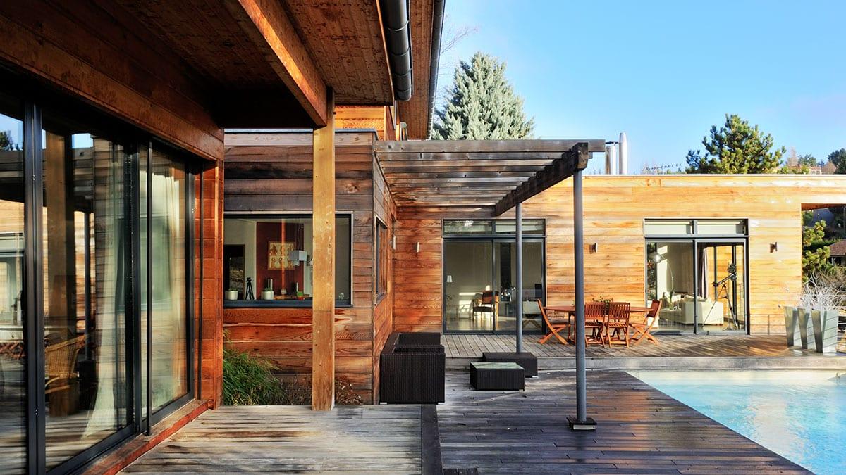 L'isolation de la maison en bois