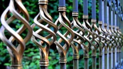 Pourquoi  faut-il opter   pour une clôture en aluminium ?